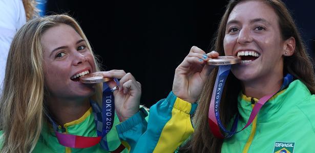 Luisa is WTA runner-up a week after bronze medal in Tokyo - 08/08/2021