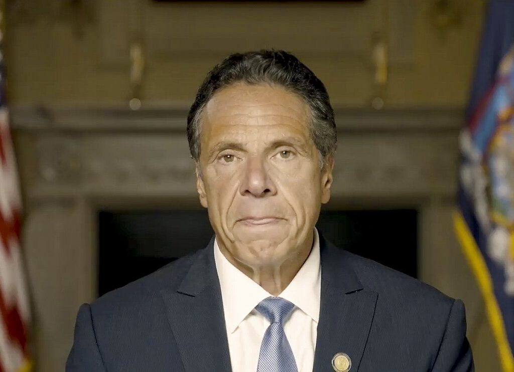New York governor resigns amid sexual harassment scandal    Globalism