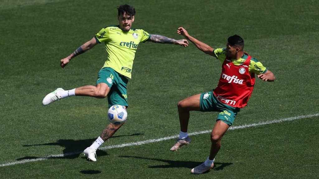 Palmeiras extends Gustavo Gomez's contract for another six months.  Understand why |  Palm trees