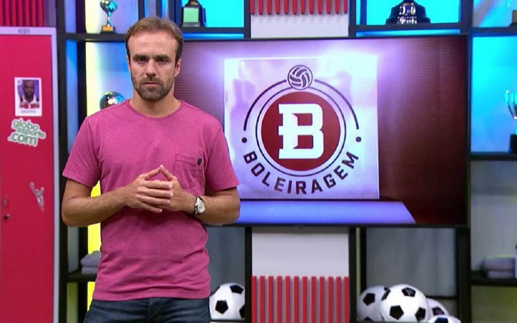 Roger Flores reprimanded by Globo after gossip about Flamengo backstage TV News