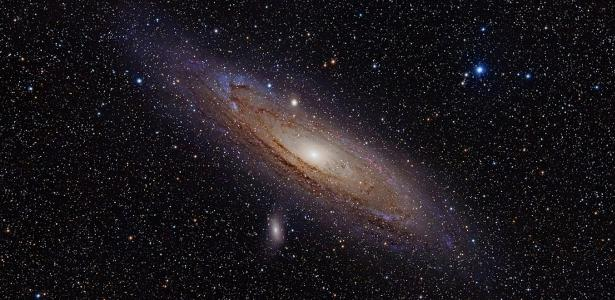 Scientists have captured a more detailed image of the Andromeda Galaxy