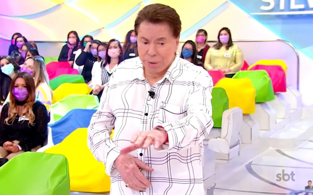 Silvio Santos is recovering from Covid and already has a date to resume recordings on SBT TV News