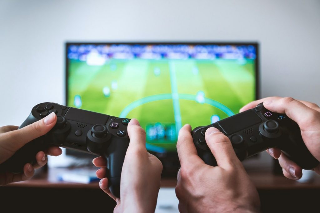 Study says that two hours of video games burn like a thousand abdominal muscles