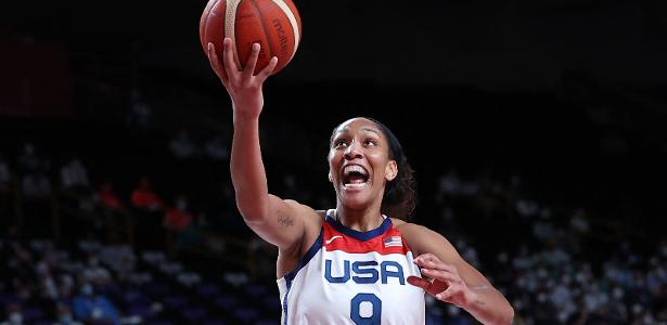 The United States is the Olympic champion in women's basketball