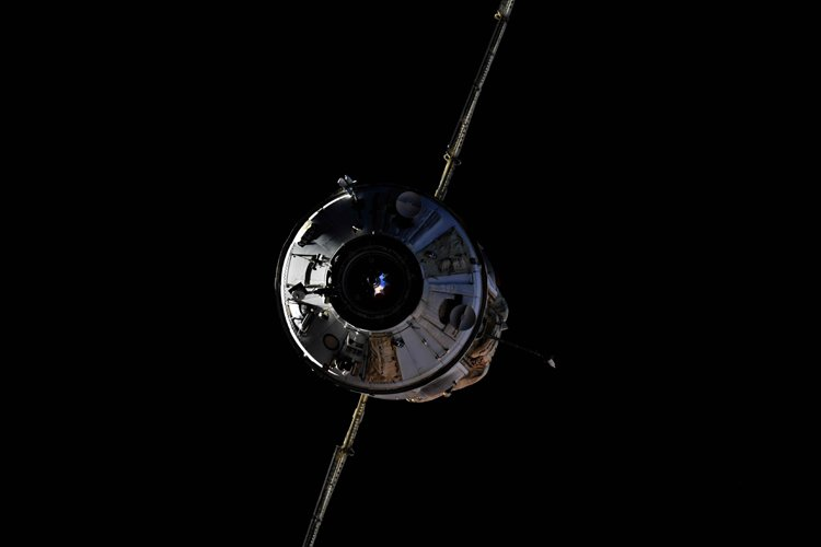 """The first work on integrating the """"Science"""" module into the International Space Station has been completed"""