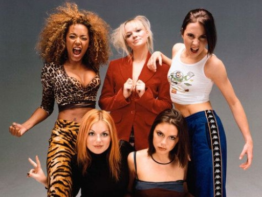 """With """"Wannabe"""", Spice Girls returns to the top of the UK vinyl rankings"""