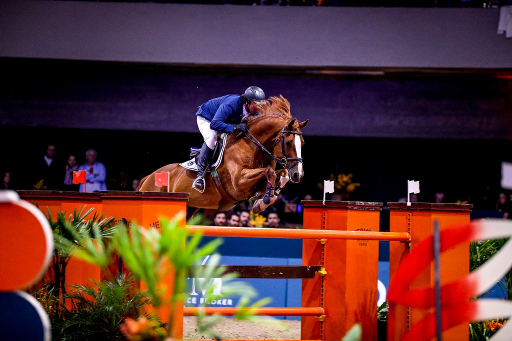 It's time for the biggest indoor equestrian competition in South America - it's just here