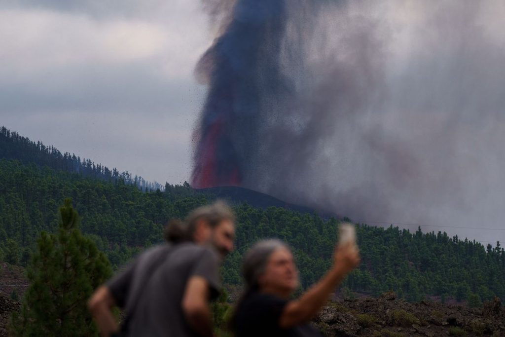 Heaven turns into hell with the eruption of a volcano on the Spanish island of La Palma |  Community