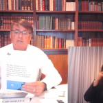 """Bolsonaro asserts that he challenged Anfisa: """"Do they not believe in science?"""""""