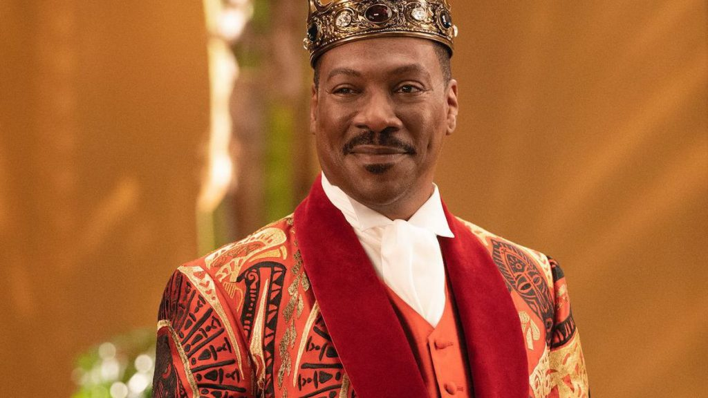 Eddie Murphy signs three exclusive films with Amazon