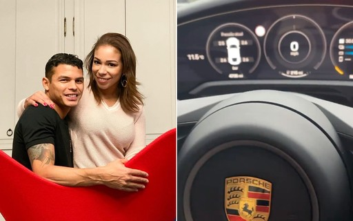 Belle Silva shows trouble in refueling a luxury car in the UK - who