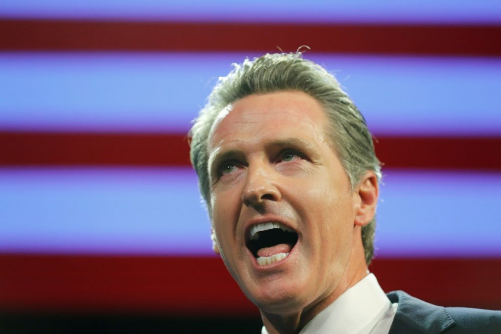 California governor to stay in office, agencies draft after state pulls vote    Globalism