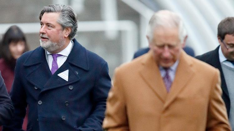 Former aide to Prince Charles resigns after royal honor scandal