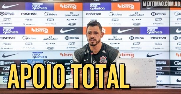 Giuliano talks about pressure on Sylvinho and defends Corinthians coach