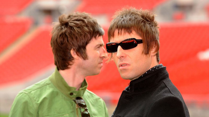 Oasis Nepworth marvels at the box office in 1996 and holds the record for most rolling stones in the UK