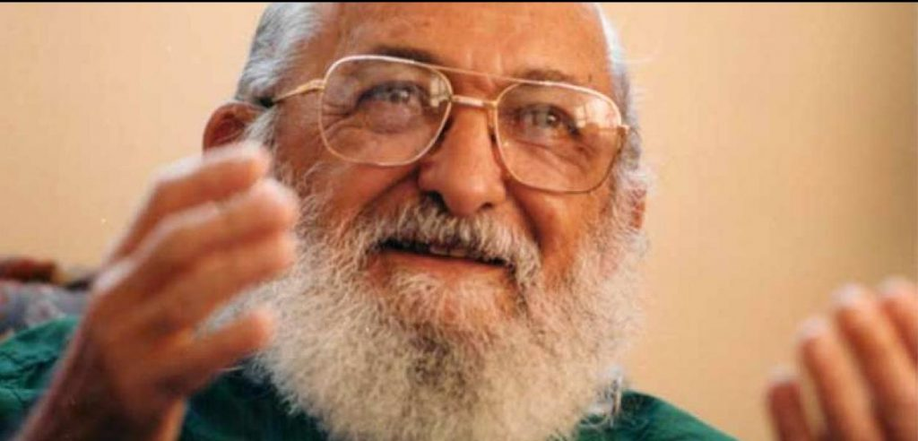 Paulo Freire influenced health workers for 5 decades and inspired the fight to create SUS