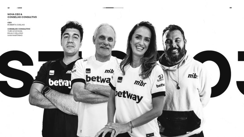 Paulo Veloso returns to MIBR and Roberta Coelho takes over as CEO of the foundation |  5 . draft
