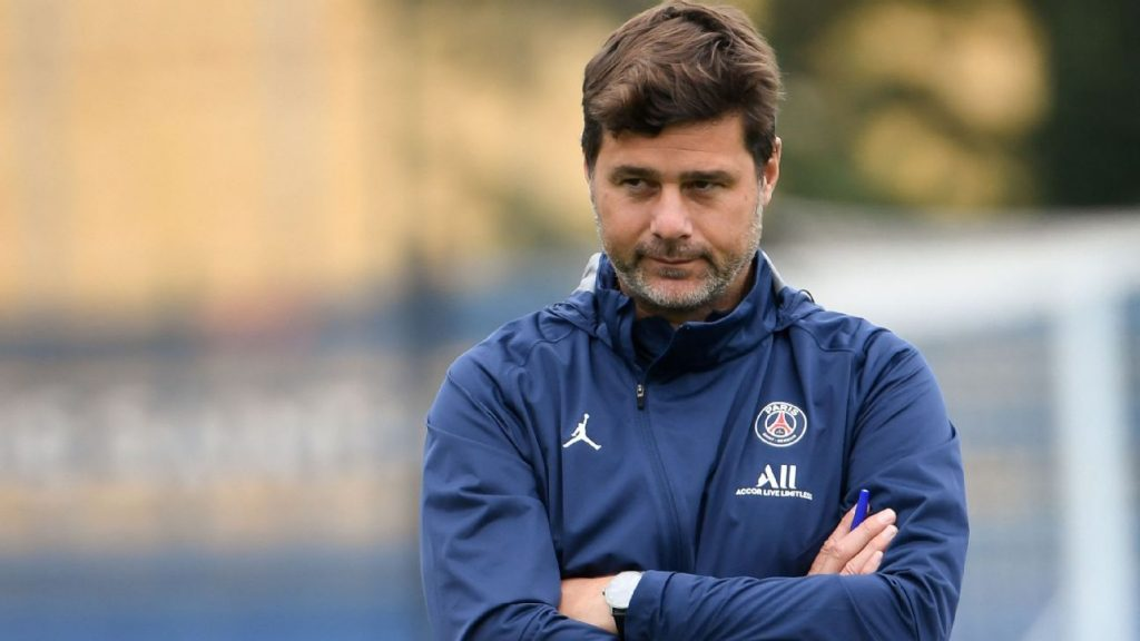 """Pochettino refuses to favor Paris Saint-Germain and says who will be the team that will be defeated in the Champions: """"Spend more than us"""""""