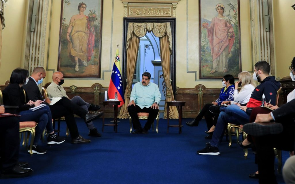 The Venezuelan opposition and the government discuss the elections regarding the resumption of negotiations in Mexico |  Globalism
