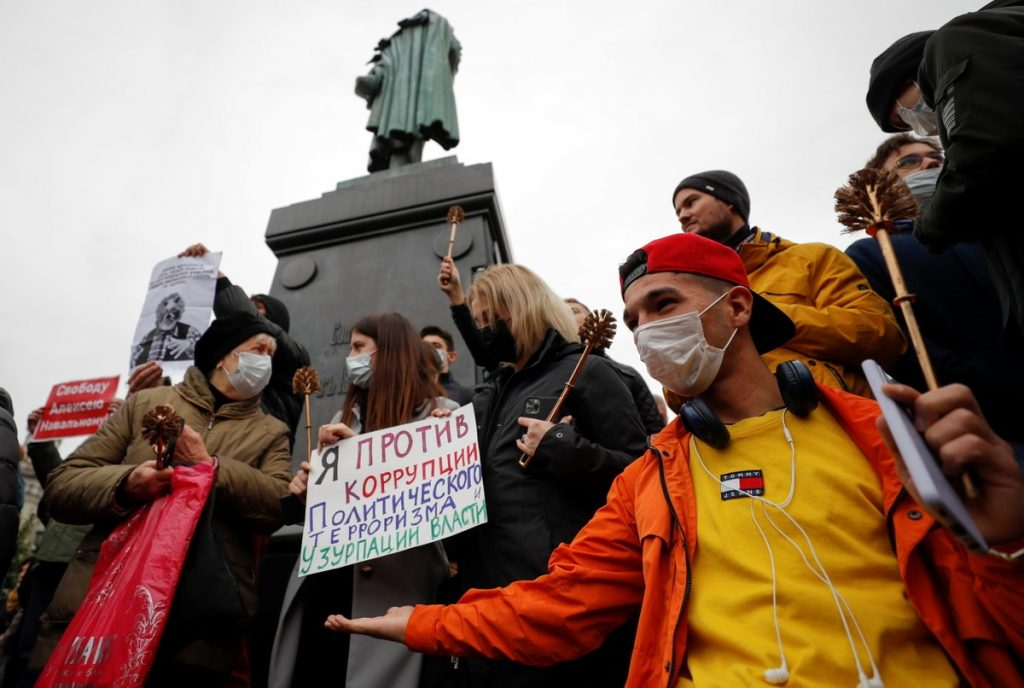 The opposition protests in Moscow and denounces fraud in the parliamentary elections |  Globalism