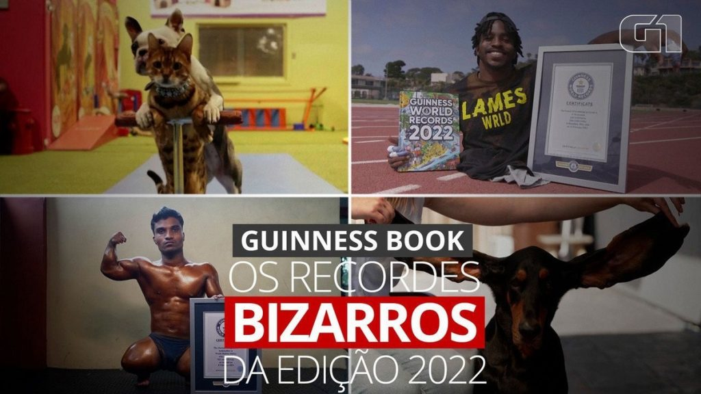 The world's largest-eared dog and the world's tallest teenager are among the Guinness World Records 2022;  Watch the video    Globalism