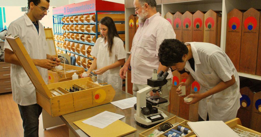 USP space for cultural and scientific experiences - Jornal da USP