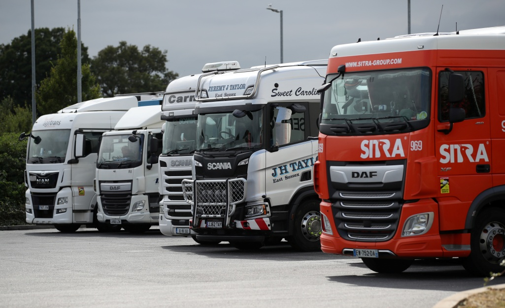 With the shortage of truck drivers, the UK needs to ease visa rules