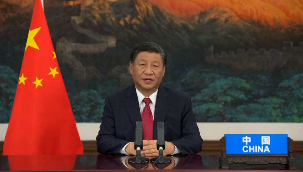 Xi vows China will stop building coal-fired power plants abroad |  Globalism