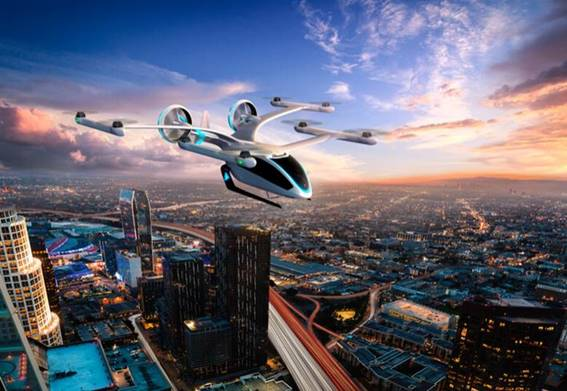 """Embraer's Eve confirms agreement to sell 100 more """"flying cars"""" by 2026"""