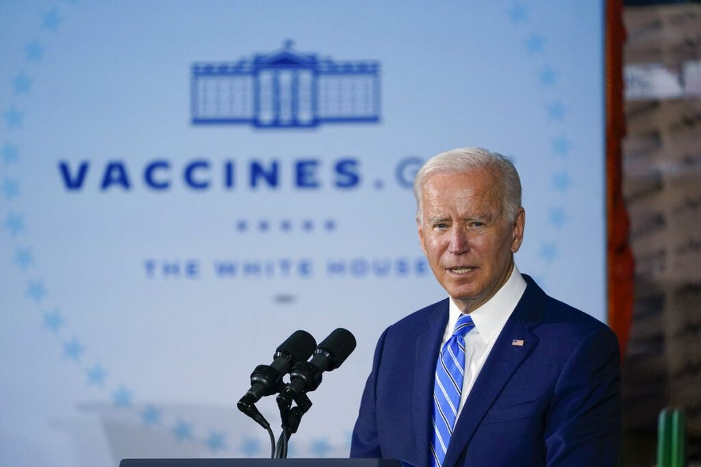 The world is urging American companies to demand the Pvt. Govt-19 vaccine