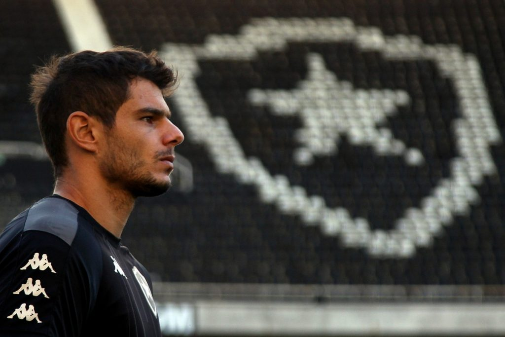Botafogo lineup: With Douglas Borges, Jonathan Silva and Warley, look at the potential team against CRB |  shoot