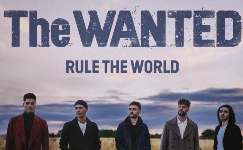 The Wanted: British band release Rule The World, the band's comeback after 7 years of hiatus