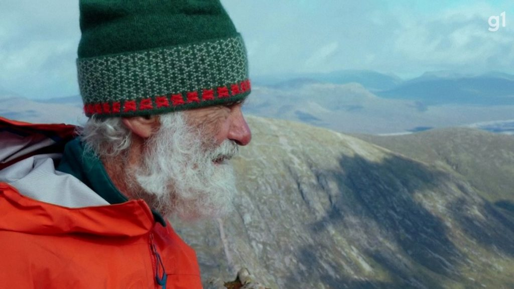 81-year-old Brett climbs mountains to raise money for healthcare institutions;  Watch the video    Globalism