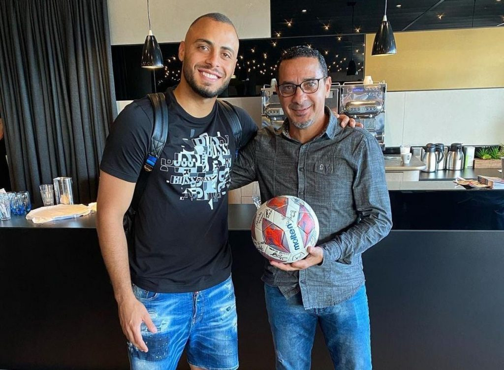 Arthur Cabral's father confesses 'A Thousand Hearts' while calling his first son a major choice |  football