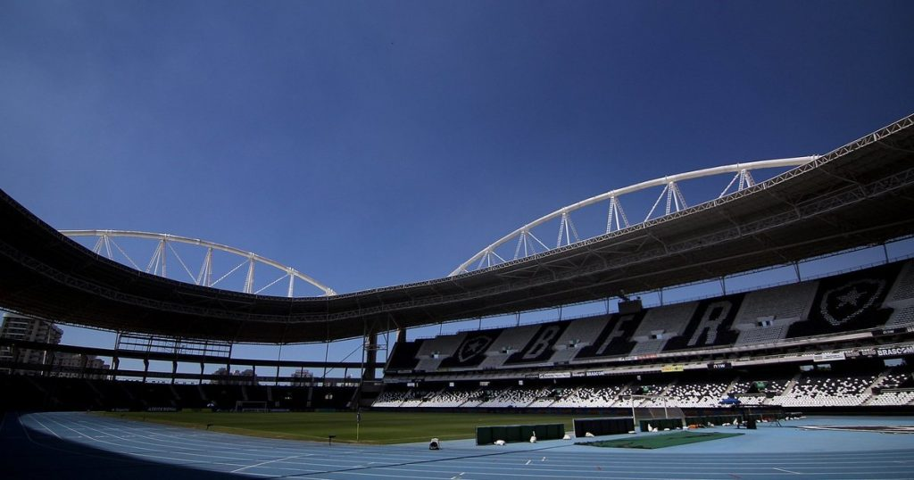 Botafogo x Avaí: places to watch, tickets, lists and judging