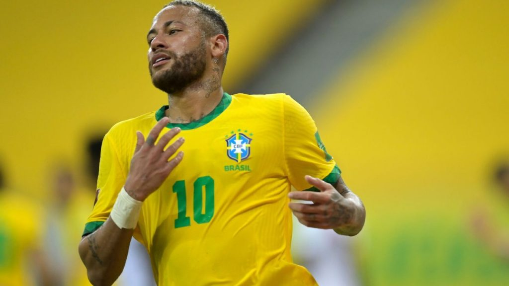 Caio Ribeiro says he had a 'candid talk' with Neymar, admits the ace may not have heard and says behind the scenes: 'I upset him'