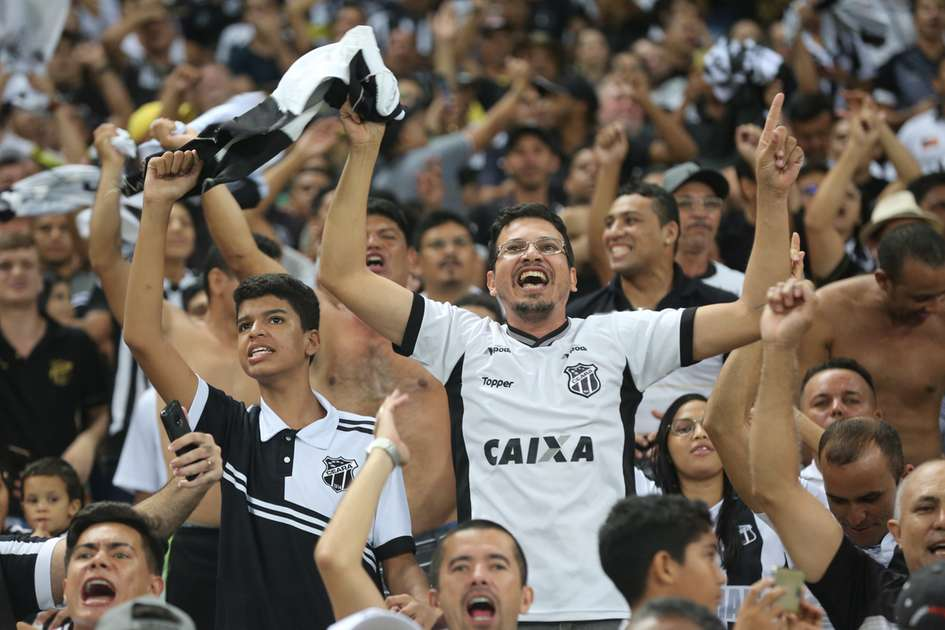 Ceará X Internacional Game will be required to wear a surgical mask;  See detailed protocol - run