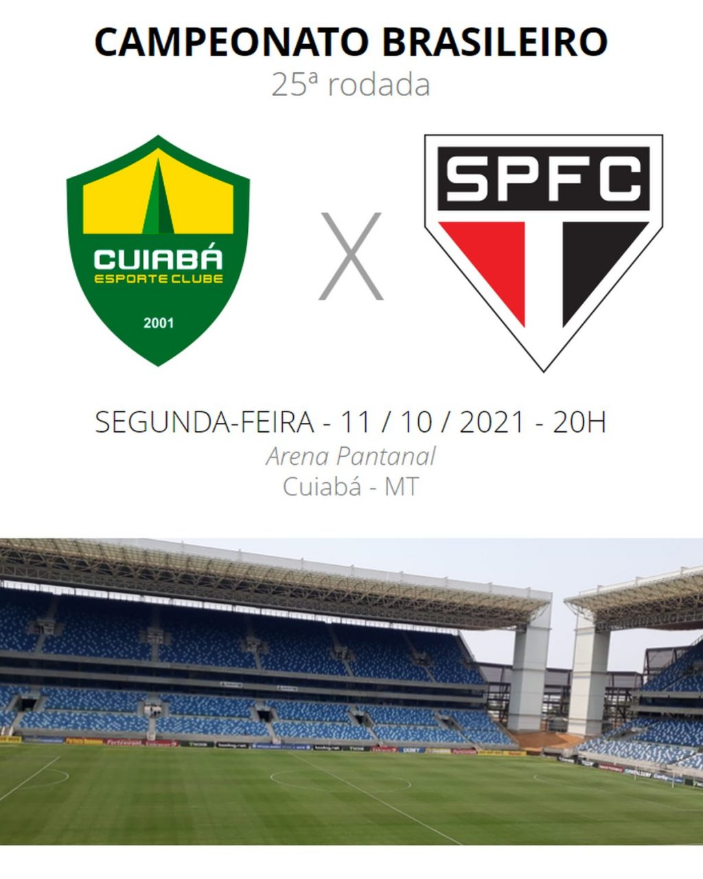 Cuiaba x São Paulo: See where to watch, teams, embezzlement and refereeing |  Brazilian series