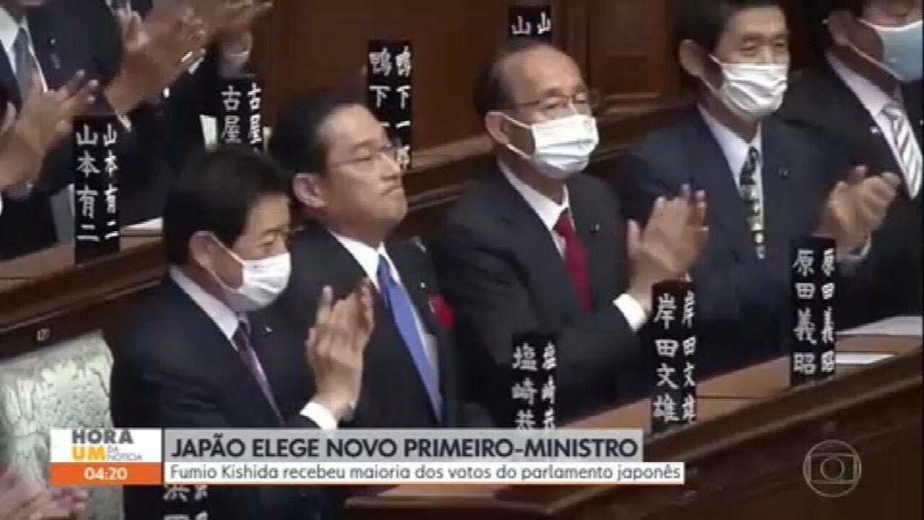 Fumio Kishida elects Japan's new Prime Minister |  Globalism