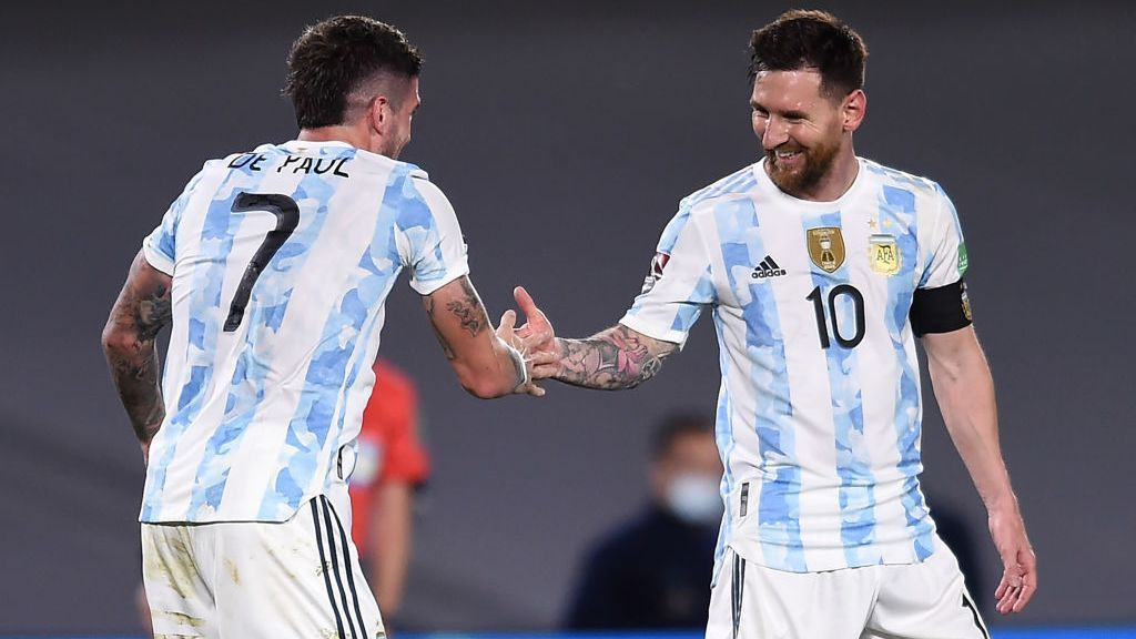Messi 'inadvertently' scores Trevella's goal, Argentina beat Uruguay and still undefeated in qualifying