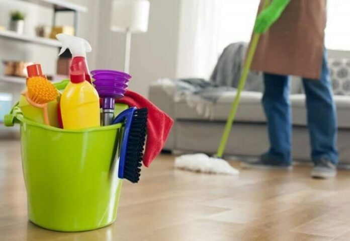 New studies show that cleaning is good for mental health